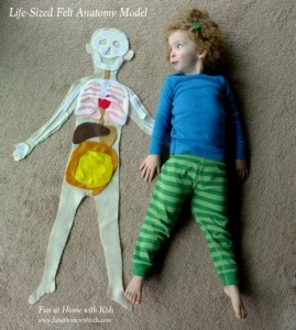 cuerpo y niña