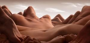 paisaje del cuerpo